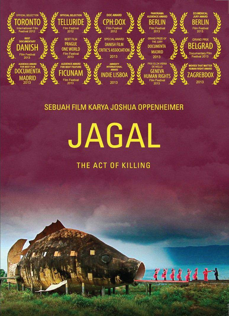 resensi film The Act of Killing - Jagal
