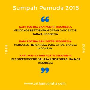 Peringatan Sumpah Pemuda 2016