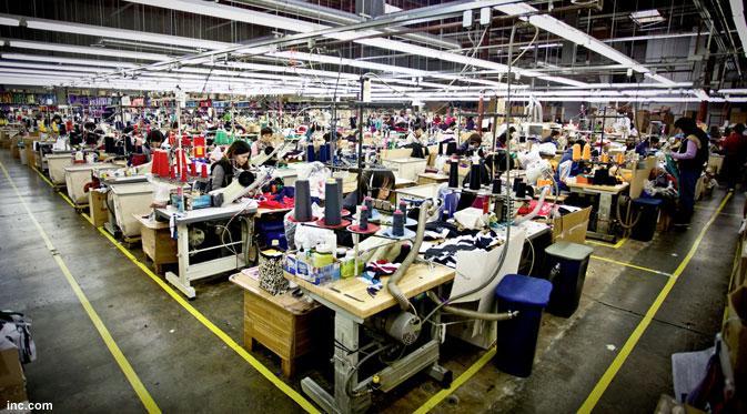 industri manufaktur Indonesia