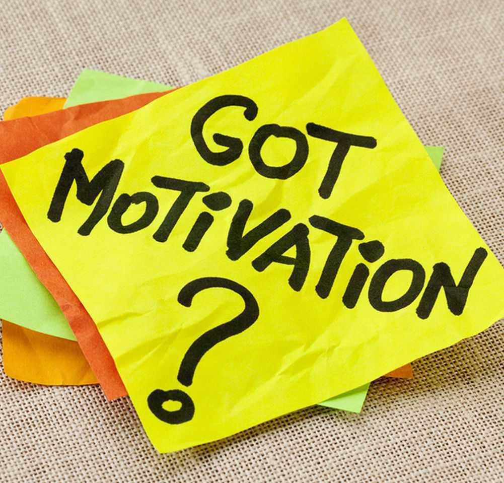 kehilangan motivasi