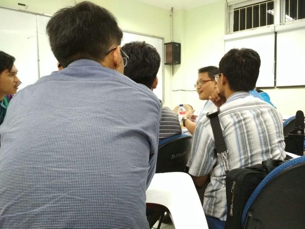 Sharing Tentang Implementasi Blockchain di Logistik