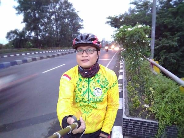 Tips Bersepeda Tanpa Sakit Bokong