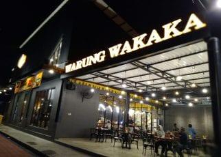 Warung Wakaka Sidoarjo