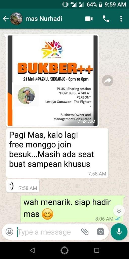 Buka Bersama Expert Club Indonesia - Academy