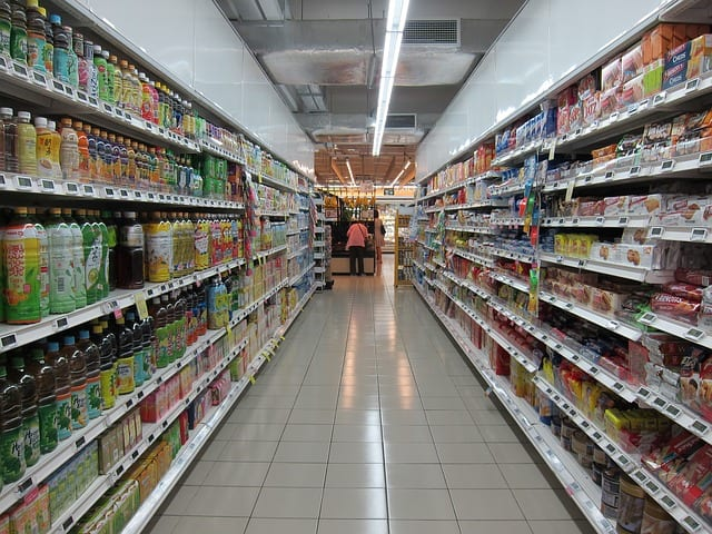 Supply Chain Management Pada Industri Fast Moving Consumer Goods