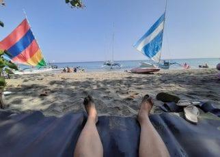 Pesona Pantai Pasir Putih Situbondo
