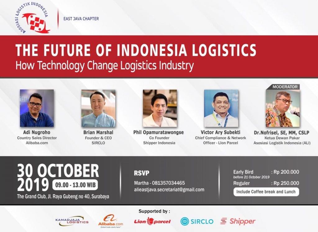 Arah Industri Logistik Indonesia