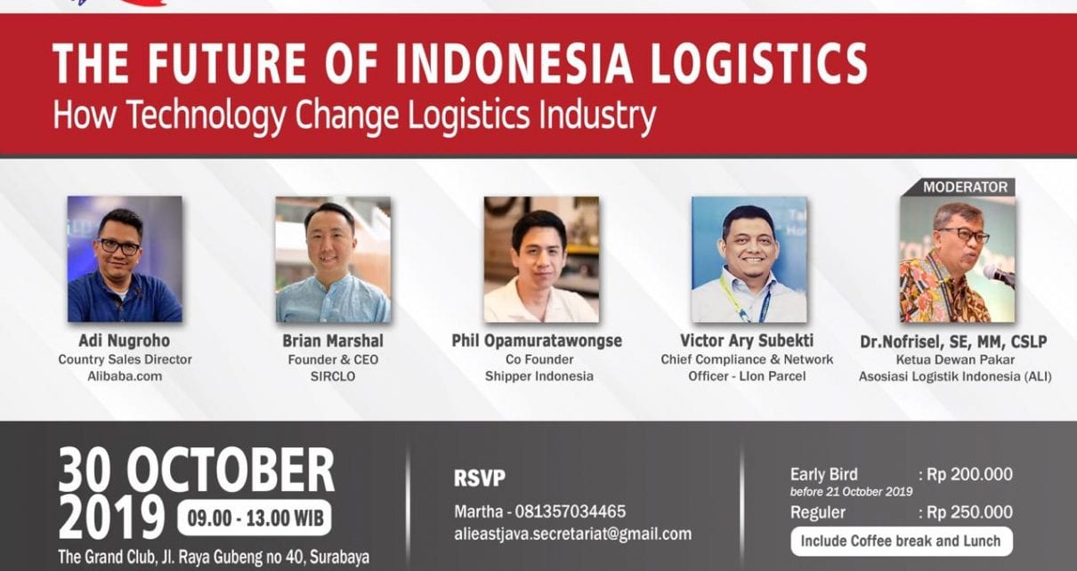 Arah Industri Logistik Indonesia