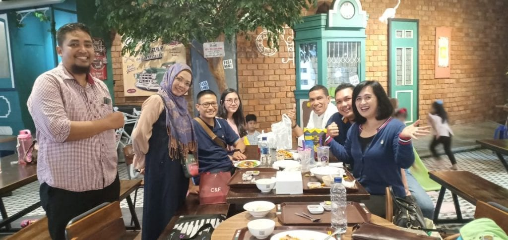 Reuni Kecil-Kecilan Alumni Pelayaran Kebangsaan IV