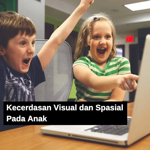 Kecerdasan Visual dan Spasial pada anak