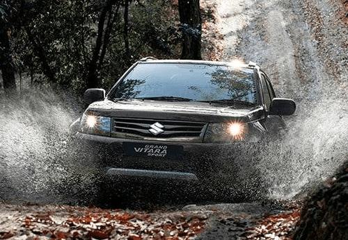 Suzuki Grand Vitara 2020