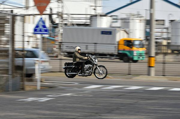 touring pakai motor