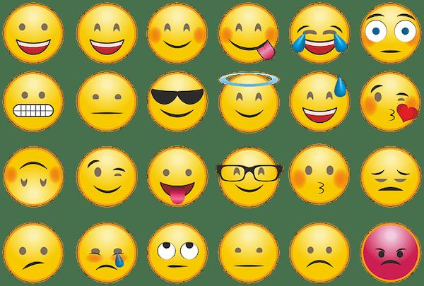 Emoji Untuk Menyampaikan Ekspresi